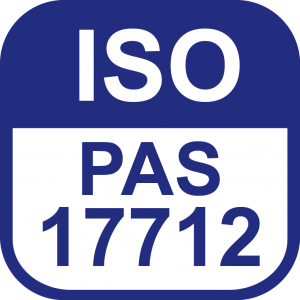 ISO 17712 security seals