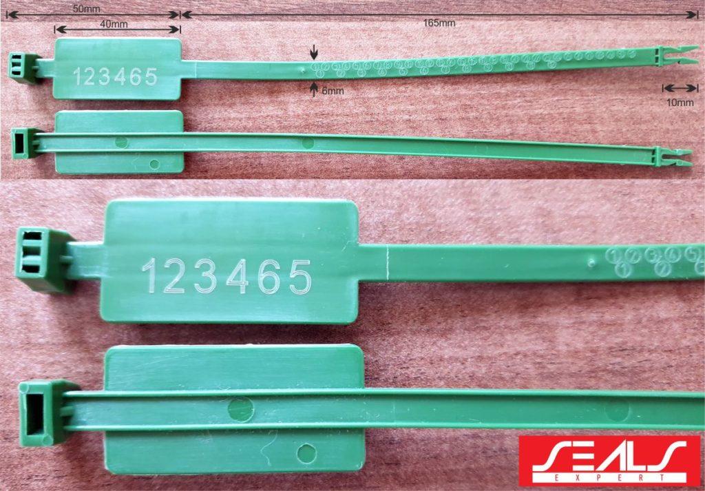Ringseal TS padlock seal