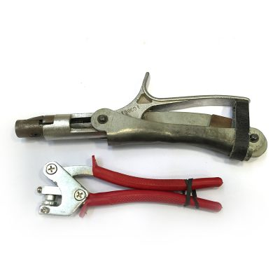 Pliers and sealing wire