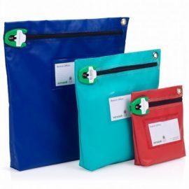 Сигурен транспорт парични чанта