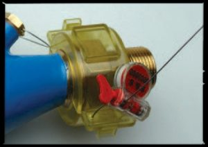 plombe Gaszähler, plombe Stromzähler, plombe Wasserzähler